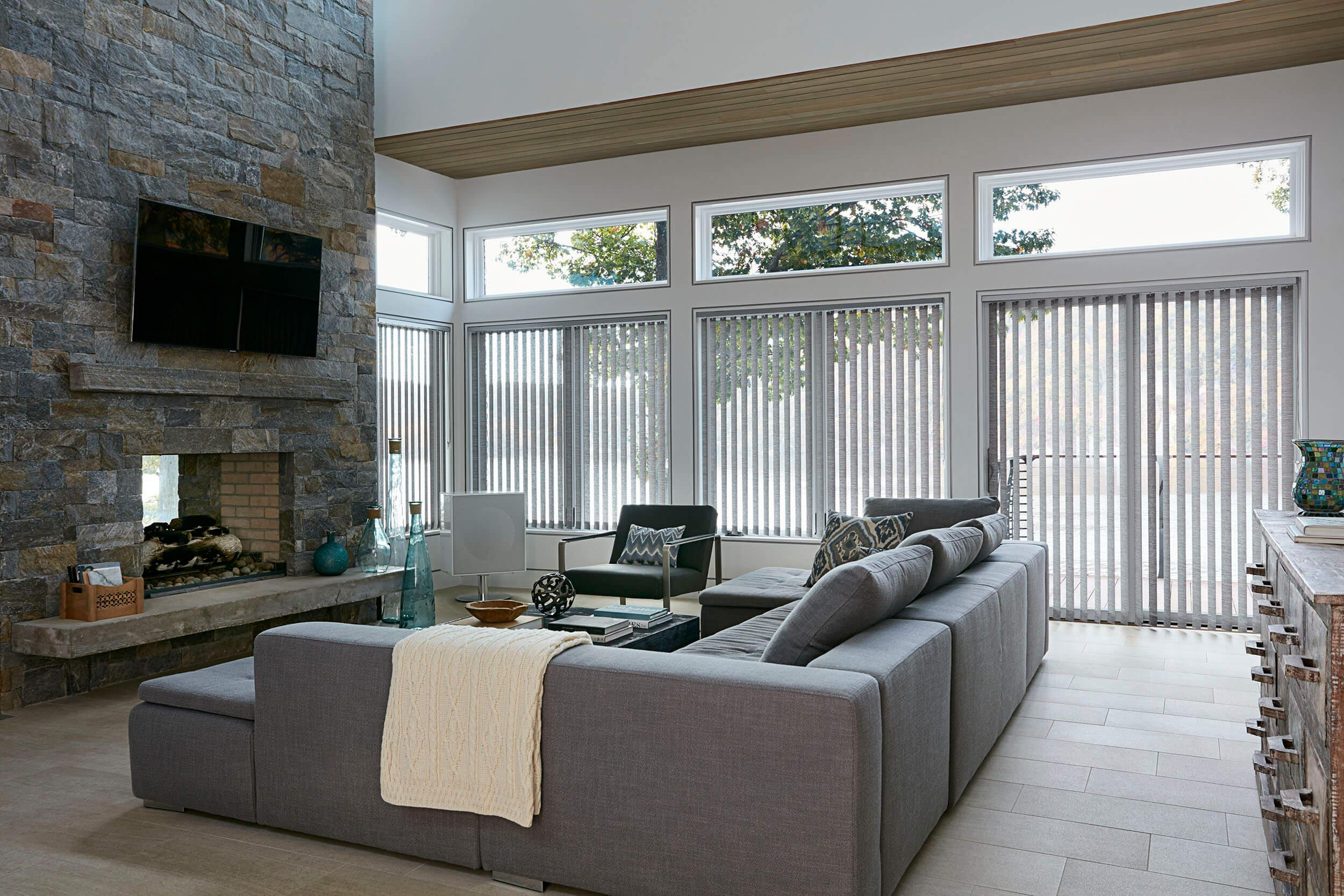 Best Choices for Patio Doors vertical blinds